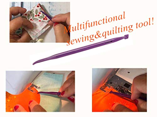 Pink That Purple Thang Multifunctional 2Pcs for Sewing Craft Projects Use by Windman