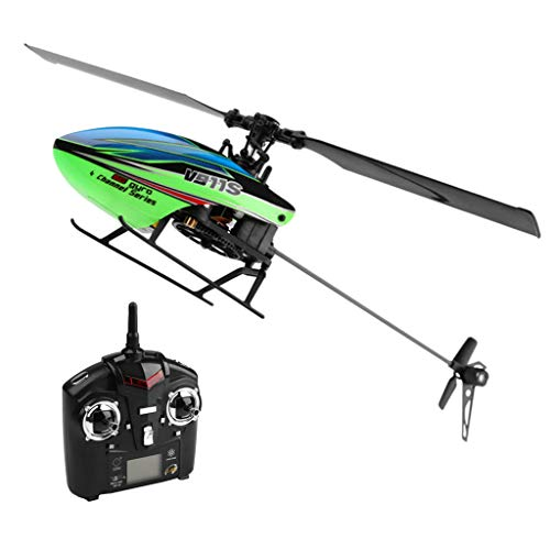 SM SunniMix WLtoys V911S 2.4G 4 Channels 6-Aixs Gyro Flybarless RC Helicopter