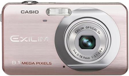 Casio Exilim Ex Z80 Pk Digitalkamera 8 Megapixel 3 Fach Opt Zoom 2 6 Display Pink