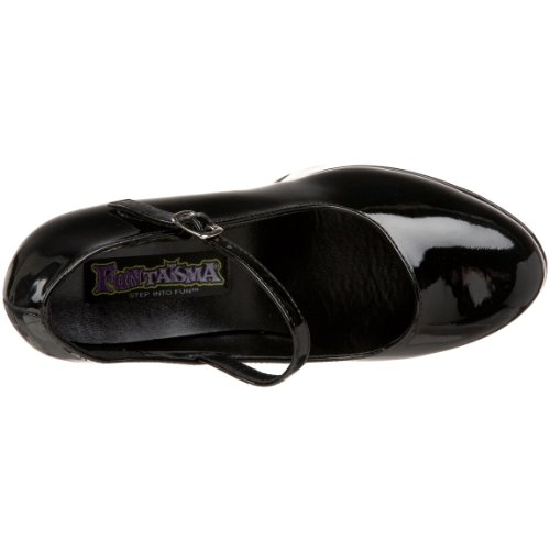 carnival 50X Blk Halloween Pat MARYJANE costume shoes Funtasma Y5nqpXOwE