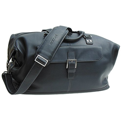 boconi-tyler-tumbled-cargo-duffle-black-with-khaki