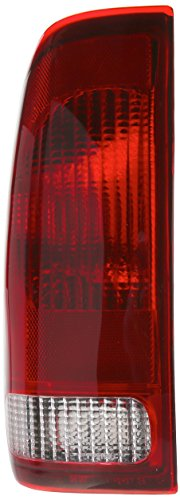 TYC 11-3190-01-9 Ford CAPA Certified Replacement Left Tail Lamp Tail Lamp Left Side Driver