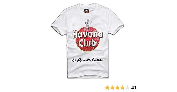 Fashion Havana Club Vintage Party T-Shirt