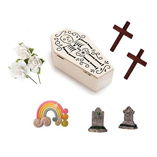 Sand Play Miniatures: Grief Miniatures Set