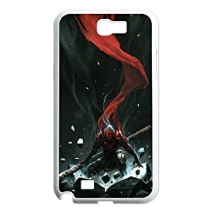 XOXOX Customized Cell phone Cases of Monkey King, Hero is Back Phone Case For Samsung Galaxy Note 2 N7100 [Pattern-4]