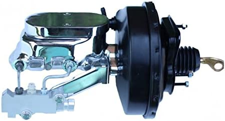 The Right Stuff Detailing G91020572 Booster//master cylinder//valve combo with lines and mounting brackets Disc//Disc