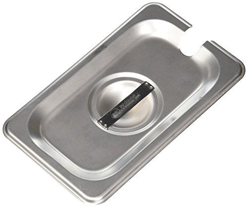 Winco SPCN 1/9 Slotted Pan Cover