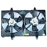 TYC 620760 Nissan Murano Replacement Radiator/Condenser Cooling Fan Assembly