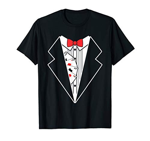 Funny Magician Halloween Costume Magic Lover T-Shirt MM