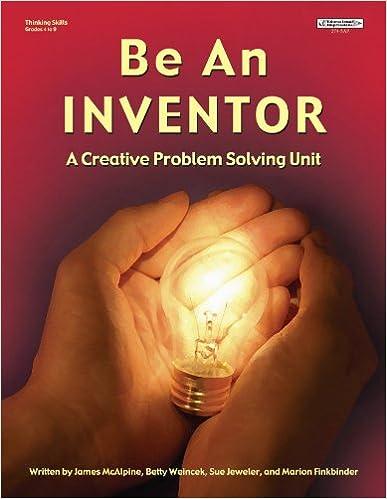 🔹 Descargar libro de texto en ingles Be An Inventor: A
