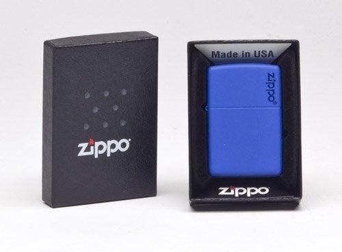 - Zippo Royal Matte with Logo