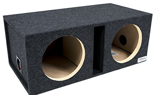 Dual Subwoofer Enclosure - 3