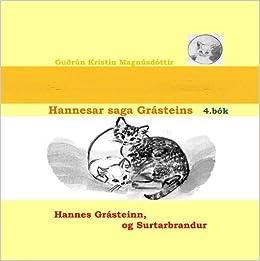 Hannesar saga Gr?steins, 4. b?k; Hannes Gr?steinn og Surtarbrandur (Icelandic Edition) by Gu?r?n Krist?n Magn?sd?ttir (2010-09-23)