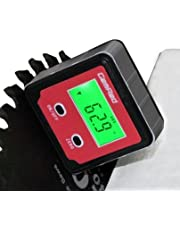 GemRed Digital Level Box Angle Finder Level Gauge Bevel Gage Inclinometer with Backlight and Magnetic Base