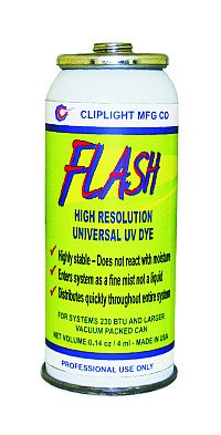 Cliplight 980 Flash Universal UV Dye Leak Detector