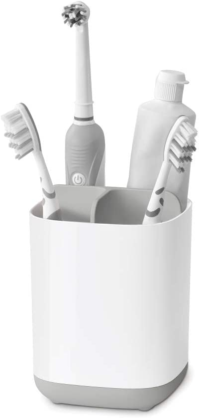 Joseph Joseph 70509 Easy Store Toothbrush and toothpaste holder