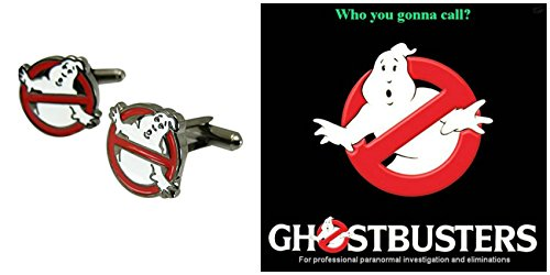 Ghostbusters Wedding Groomsman Cufflinks Athena product image
