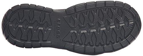 Crocs Swftwtrlthrmocm, Scarpe da Ginnastica Uomo Marrone (Espresso/Black)