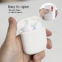 Pajuva Wireless Headphones, In-Ear Earpieces, Earphones, Bluetooth Earbuds - easy open