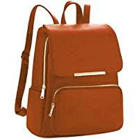 JSPM® Girl's BackPack Brown Pouch (Brown Pouch-SP-1451)