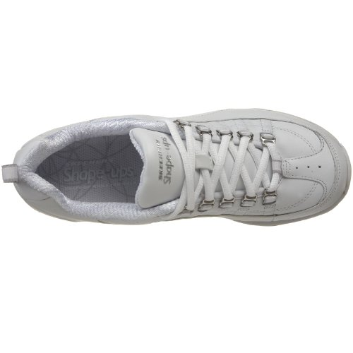 Skechers Mujeres Shape Ups Xf Energy Blast Moda Sneaker Blanco