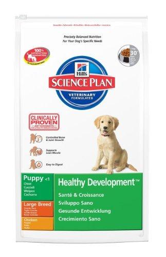 Hill's Hundefutter Canine Puppy Large Breed 11 kg, 1er Pack