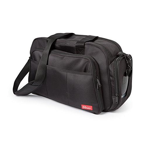 Baby Clic Canada - Bolso, color negro Negro