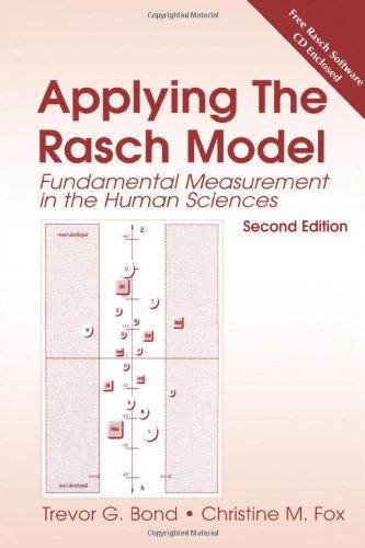 Applying the Rasch Model: Fundamental Measurement in the...