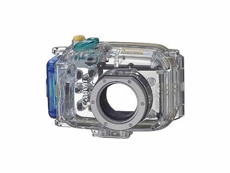 Canon WP-DC36 IXUS 105 carcasa submarina para cámara: Amazon ...