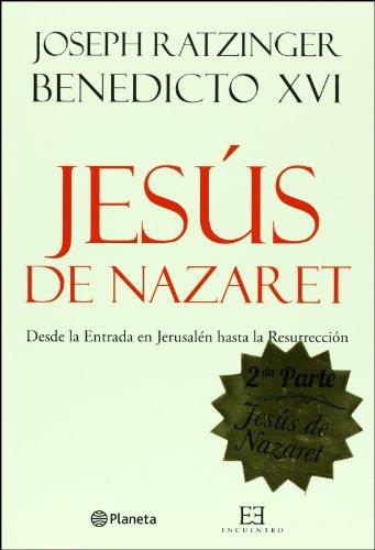 Jesus de Nazareth, 2 (Encuentro) (Spanish Edition) by Brand: Planeta