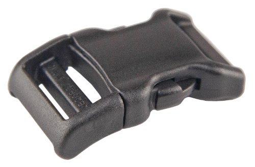 50 -3/4 Inch Contoured Side Release Plastic Buckles YKK