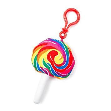 Amazon.com: Dylan s Candy Bar Llavero – Peluche Whirly Pop ...