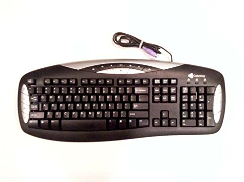 Gateway KB 0401 105 Key Multimedia Keyboard product image