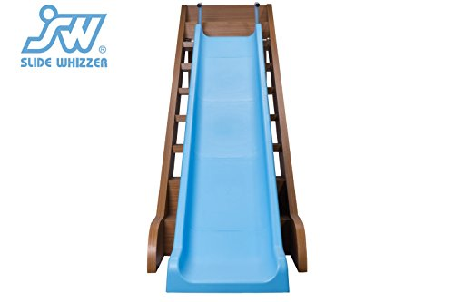 Slide Whizzer Stair Slide for Kids - Indoor, Outdoor Fun Playground Equipment - Toddler Slide - Play Toys for Toddlers by Slide Whizzer