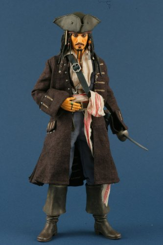 Real Action Heroes Jack Sparrow (japan import)