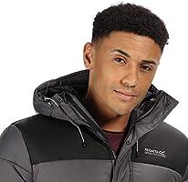 Hombre Regatta Nevado III Water Repellent Heavyweight Fill Thermo-Guard Insulated Winter Jacket Chaquetas Acolchadas