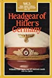 Headgear of Hitler's Germany, Wilhelm Saris and Jill H. Smith, 0912138726