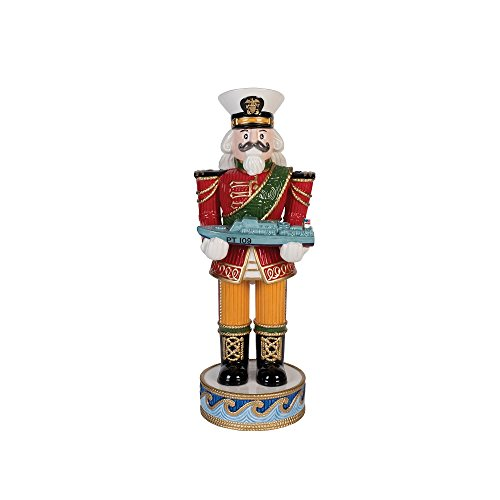 Fitz and Floyd Coleen Christian Burke Kennedy Figurine, Red