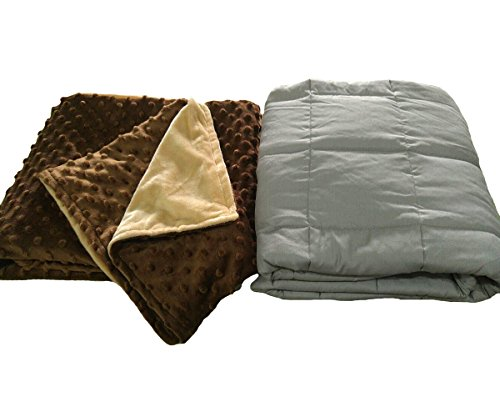 weighted blanket with duvet cover the gravity blanket store. Black Bedroom Furniture Sets. Home Design Ideas