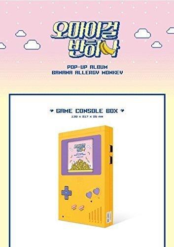 CD : Oh My Girl - Banana Allergy Monkey (Asia - Import)