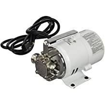 Little Giant 360S Pony Pump Non-Submersible Self-Priming Transfer Pump with 6-Feet Cord