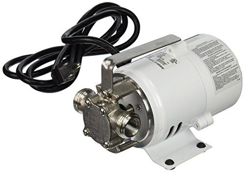 Little Giant 555103 Non-Submersible Self-Priming Transfer Pump