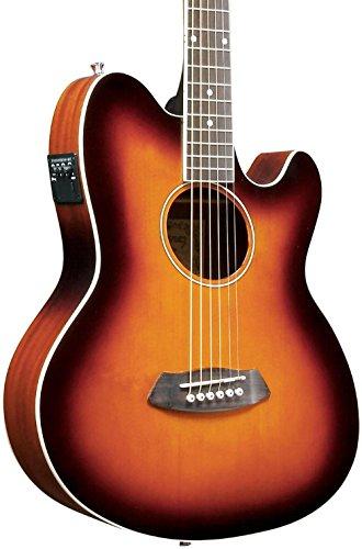 - Ibanez Talman TCY10 Acoustic-Electric Guitar Vintage Sunburst