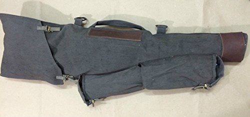 WWII GERMAN MP44 RIFLE CARRY CASE