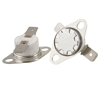 eDealMax 5 x KSD302 termostato interruptor de control de temperatura 200 Celsius NC - - Amazon.com