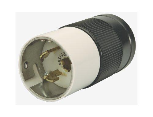 Reliance Controls LL550P 50 Amp Generator Power Cord Plug For Up To 12,500 Watt Generators Outdoor, Home, Garden, Supply, Maintenance
