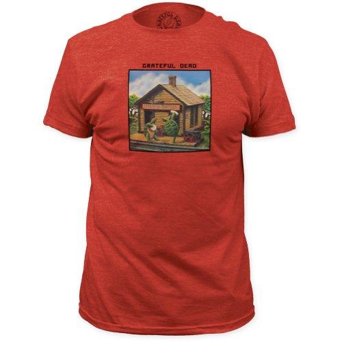 (Grateful Dead - Terrepin Station (slim fit) T-Shirt Size M)