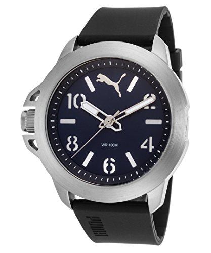 Be-Puma PU104181003be Analog Blue Dial Men's Watch