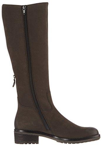 Gabor Dames Mode Laarzen, Zwarte Grijs (antraciet (glitter))