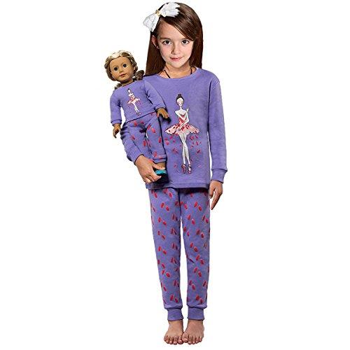 Doll Clothes Pajamas - 2